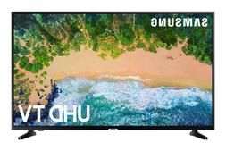 Smart TV 4K Samsung 50 Inch LED 2160P Ultra HD Built In WiFi