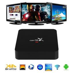 Smart TV Box X98 S905 Android 5.1 Quad Core Media Streamer 1