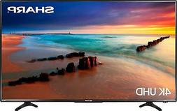 "Sharp 43"" LED 2160p Smart 4K Ultra HD TV Roku TV"