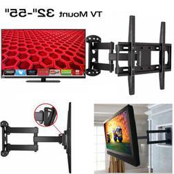 Solid Arm TV Wall Mount Bracket for VIZIO LG 22- 32 37 39 40