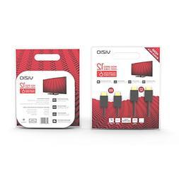 VIZIO 12' and 6' Premium High-Speed HDMI Cables