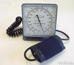 Stand Aneroid Sphygmomanometer Blood Pressure Monitor Profes