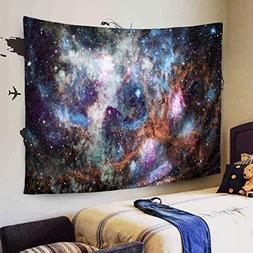 KIOAO 60x50 Inches High Definition Star Field Background Sta