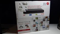 LG streaming blu-ray disc/dvd player model BPM35 includes re