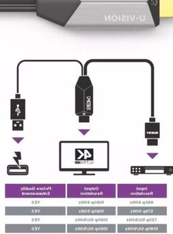 Seiki SU4KC1 U-Vision Up Converting Cable