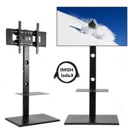 Floor Universal TV Stand With Swivel Mount For 32-50 inch Vi