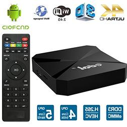 Edal T95E Android TV Box RK3229 Quad Core 32bit TV Box 1GB/8