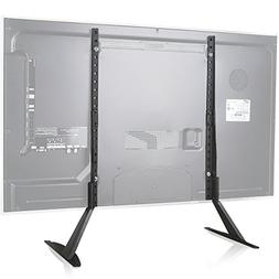 "WALI Table Top TV Stand for Most 22""-65"" LCD Flat Screen TV,"