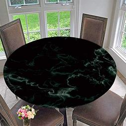 PINAFORE HOME Premium Tablecloth Black Marble Background Eve