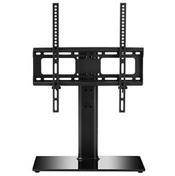 TAVR Tabletop Universal TV Base Stand with Swivel Mount and