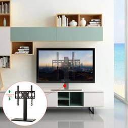 "Tabletop Universal TV Stand Base with Updown Mount for 26""-5"