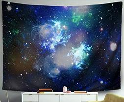 HerysTa Tapestry Decoration 60x50 Inch High Definition Star