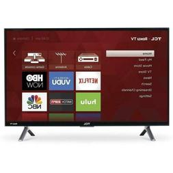 """TCL 55S405 LED 4K 120 Hz Wi-Fi Roku Smart TV, 55"""""""