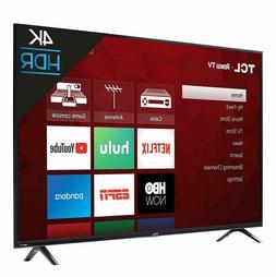 """TCL 55S425 43""""- 55 inch 4K Smart LED Roku TV"""