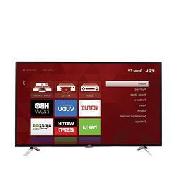 "TCL 65"" 4K Ultra HD Roku Streaming Smart LED TV"