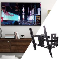 TILT +20° SWIVEL 180° ARTICULATING TV WALL MOUNT BRACKET A