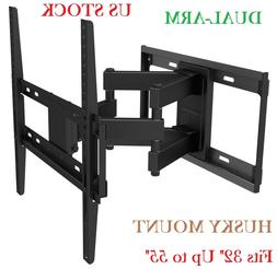 Tilt Swivel TV Wall Mount Bracket for  32 40 42 50 55 inch F