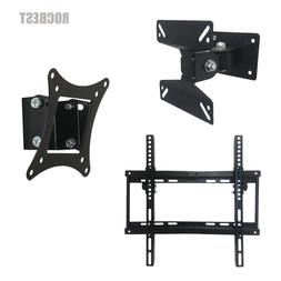 Tilt TV Wall Mount Bracket 14-60 Inches 19 18 22 24 32 40 43