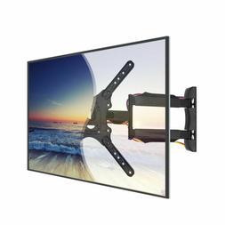 Full Motion HDTV TV Wall Mount Bracket  26 32 36 37 40 42 47