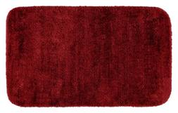 Traditional Bath Rug, 30 x 50, Chili Pepper Red