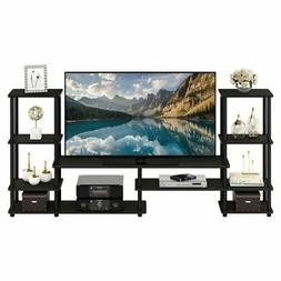 Furinno Turn-N-Tube Grand Entertainment Center