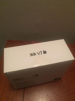 Apple TV  4K 64GB HD Media Streamer - A1842 Factory Sealed