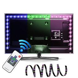 LED TV Backlight, EASTSHINE Bias Lighting Multi Color RGB Li