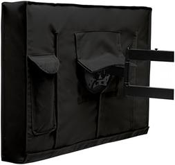 Outdoor TV Cover - Weatherproof Universal Protector for 28""