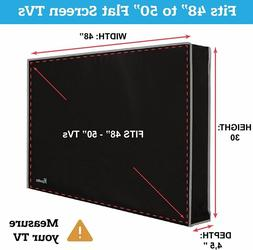TV Covers Outdoor 50 Inch 49 48 In Weatherproof Universal Pr