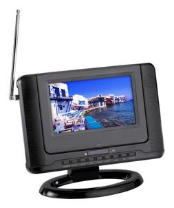 Naxa 7-inch Digital TV with DVD Player and USB/ SD/ MMC Inpu