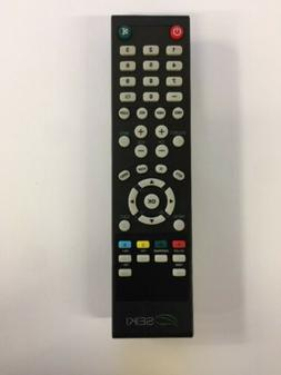 Seiki TV Remote Control, New.