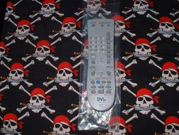 NEW JVC TV Remote Control RM-C1253G RM-C1258G Supplied with