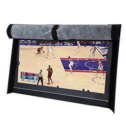"""BroilPro Accessories Outdoor 50"""" TV Set Cover,Scratch Resist"""