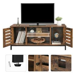 TV Stand for 50 Inches TV,TV Console Table with Storage Shel