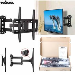 TV Stand Wall mount Full motion Swivel 180°Bracket For 26-5