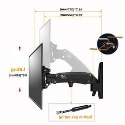 Tv Wall Mount Bracket Full Motion Articulating Swivel 40 To