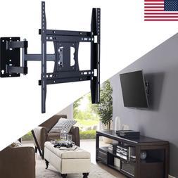 TV Wall Mount Bracket Full Motion Swivel Articulating Arm up