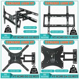 TV Wall Mount Bracket LCD LED 17 22 27 32 37 40 42 46 47 50