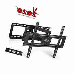SIMBR TV Wall Mount Bracket with Full Motion Double Articula
