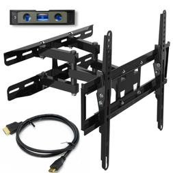 "Everstone TV Wall Mount Fit for Most 26""-60"" TVs Dual Articu"