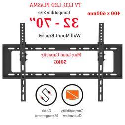 TV Wall Mount For Samsung LG Panasonic Sharp Vizio 42 50 52