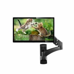 TV Wall Mount Hydraulic Arm Adjustable Monitor Bracket For 3