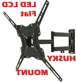TV Wall Mount Swivel Tilt Full Motion 32 37 39 40 42 43 46 4