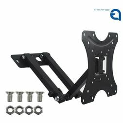 "TV Wall Mount Tilt Swivel For 27""32""37""42""46""47""50""55""inch L"