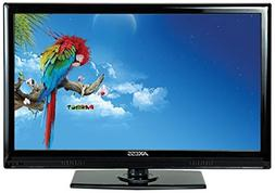 "Axess TV1701-19 19"" LED AC/DC TV Full HD with HDMI and USB,"