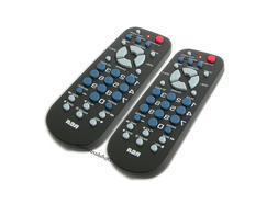Two Digital Converter Box Remote control For Zenith/RCA/Apex