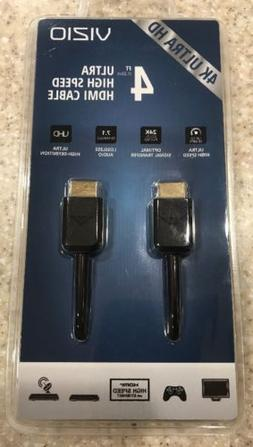 VIZIO TXCH4M-C2 4-Feet Premium High-Speed HDMI Cable