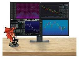 Dell U4320Q UltraSharp 43 Inch 4K UHD  LED Backlit USB-C Mon