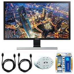 "Samsung 28"" UHD LED-Lit Monitor  with 2x General Brand HDMI"