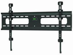Ultra-Slim Black Flat/Fixed Wall Mount Bracket for Phillips